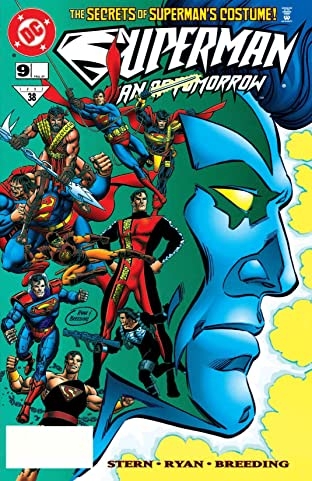 Superman: The Man of Tomorrow (1995-1999) #9