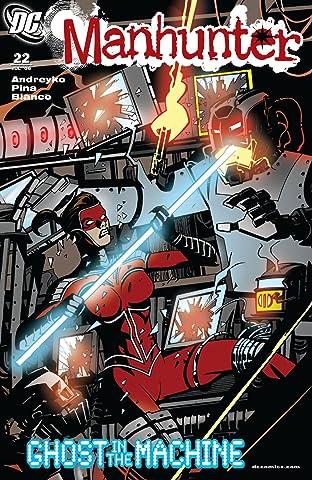 Manhunter (2004-2009) #22