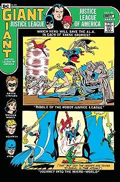 Justice League of America (1960-1987) #93