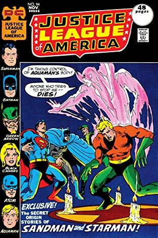 Justice League of America (1960-1987) #94
