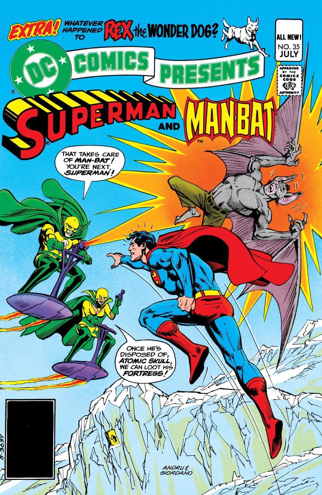 DC Comics Presents (1978-1986) #35