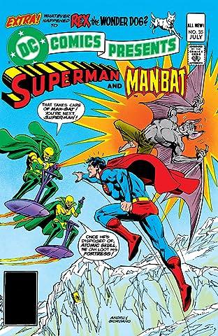DC Comics Presents (1978-1986) No.35