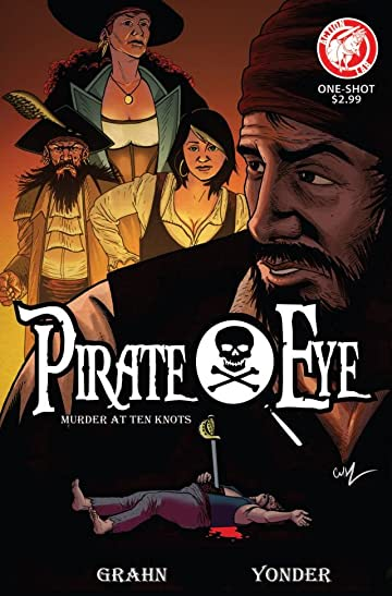 Pirate Eye: Murder At Ten Knots