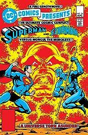 DC Comics Presents (1978-1986) #36