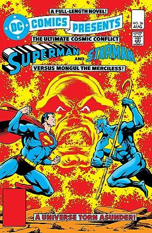 DC Comics Presents (1978-1986) No.36