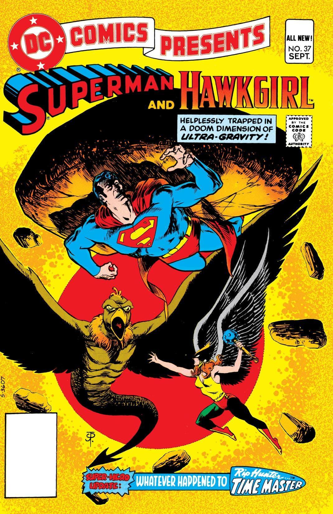 DC Comics Presents (1978-1986) #37