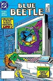 Blue Beetle (1986-1988) #22