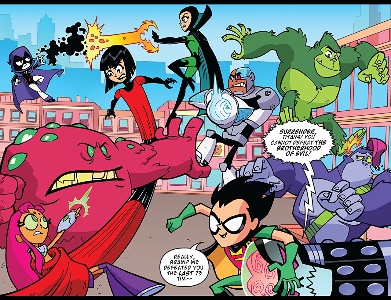 Teen Titans Go! (2013-) #39