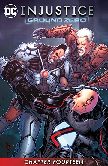 Injustice: Ground Zero (2016-) #14
