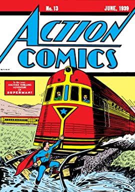 Action Comics (1938-2011) No.13