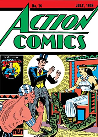Action Comics (1938-2011) No.14