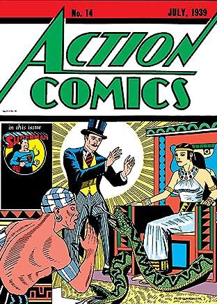 Action Comics (1938-2011) #14