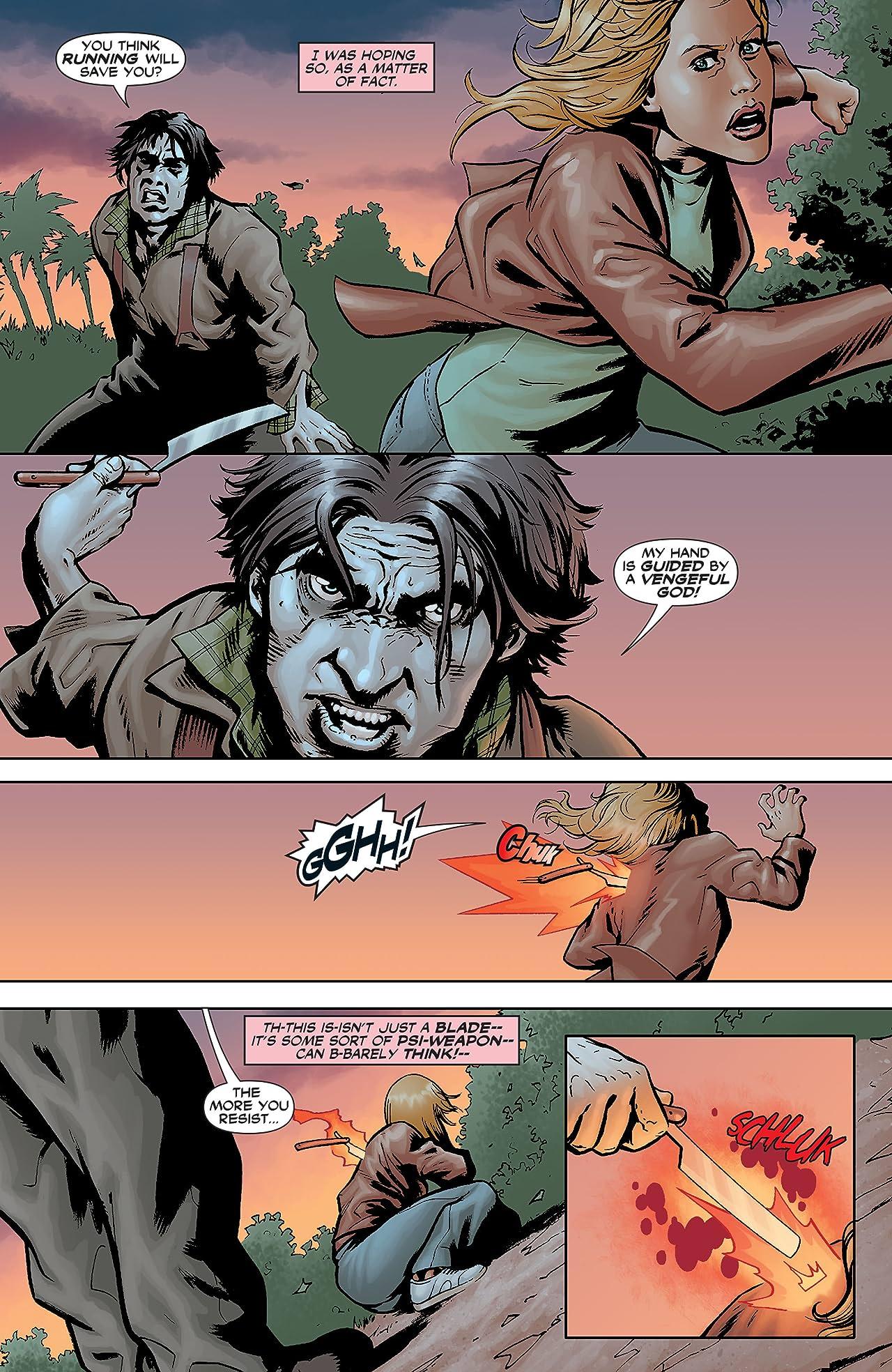 Manhunter (2004-2009) #23