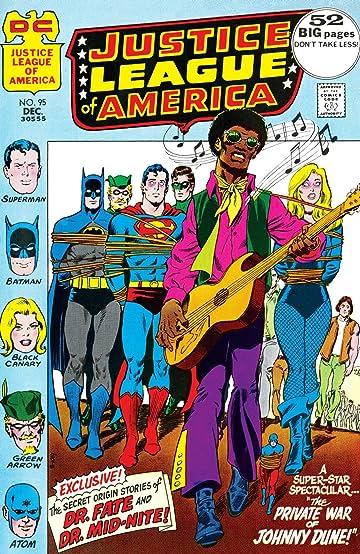 Justice League of America (1960-1987) #95