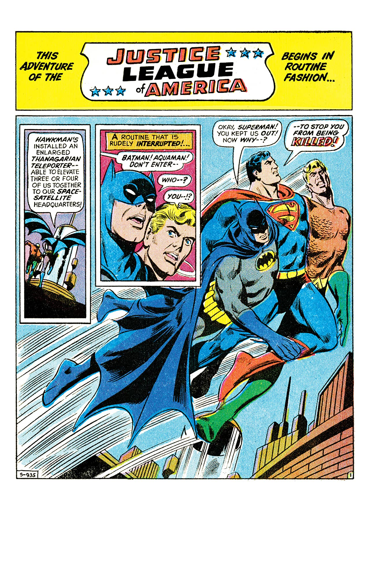 Justice League of America (1960-1987) #95