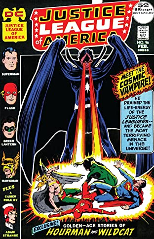 Justice League of America (1960-1987) #96