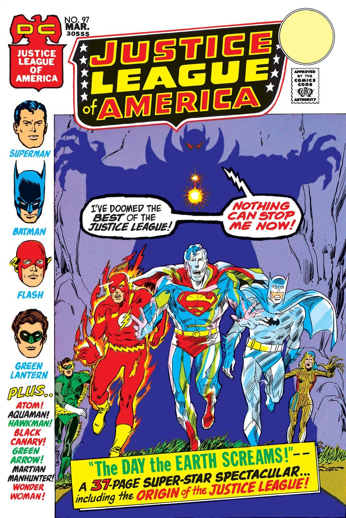 Justice League of America (1960-1987) #97