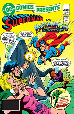 DC Comics Presents (1978-1986) #40