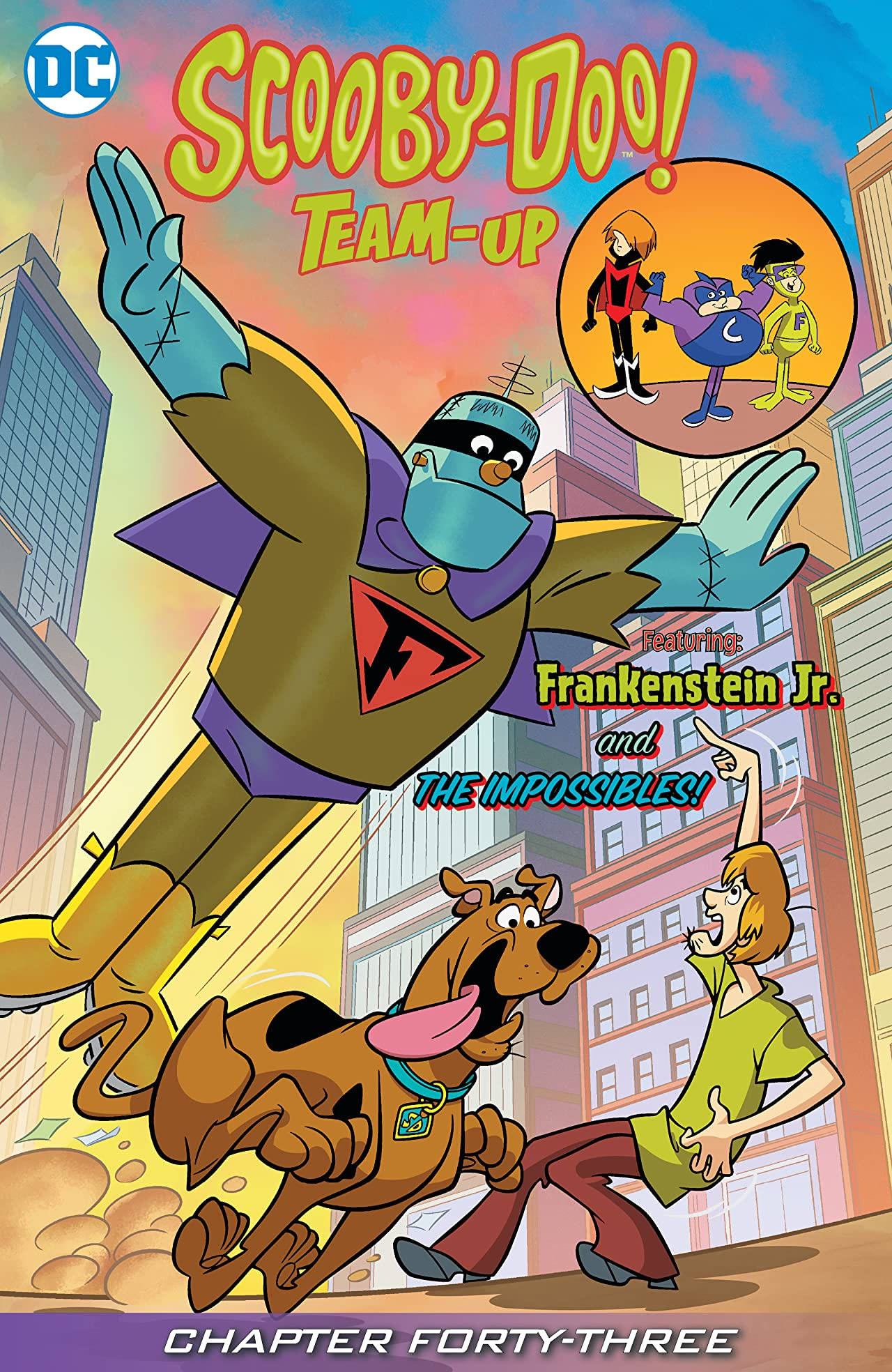 Scooby-Doo Team-Up (2013-) #43