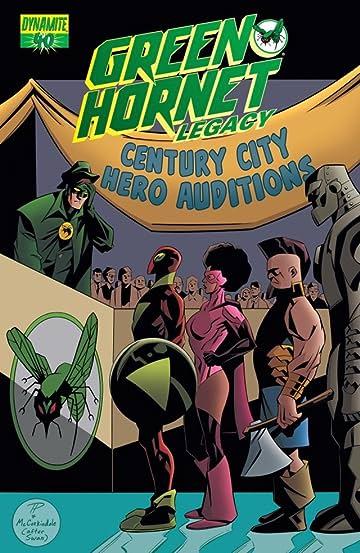 Green Hornet: Legacy #40
