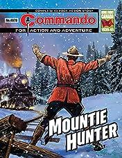 Commando #4973: Mountie Hunter