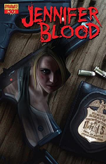 Garth Ennis' Jennifer Blood #30