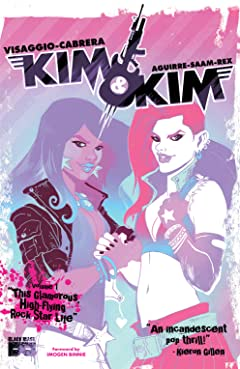 Kim & Kim Vol. 1: This Glamorous, High-Flying Rock Star Life