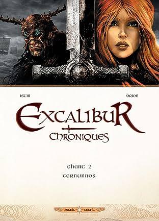 Excalibur - Chroniques Tome 2: Cernunnos