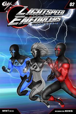 Lightspeed Enforcers: Speeds of Fate #2