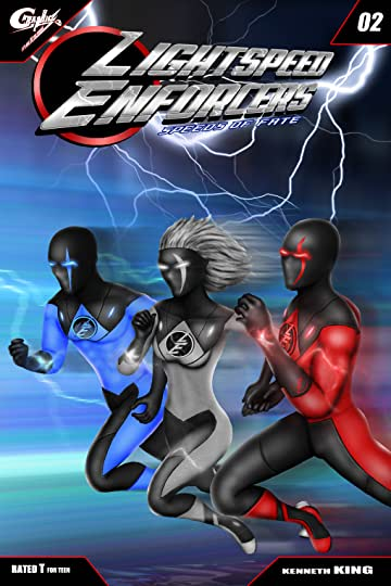 Lightspeed Enforcers: Speeds of Fate #2