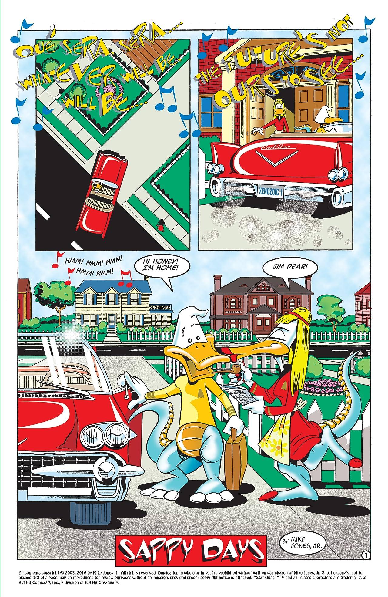 Star Quack #3