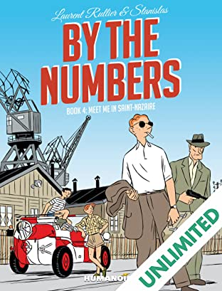 By the Numbers Vol. 4: Me in Saint-Nazaire
