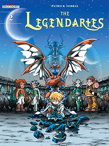 The Legendaries Vol. 2: The Guardian