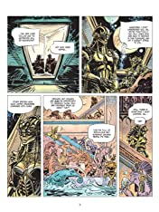 Valerian and Laureline Vol. 13: On the Frontiers