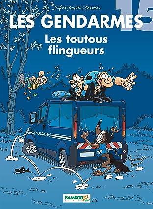 Les Gendarmes Vol. 15: Les toutous flingueurs