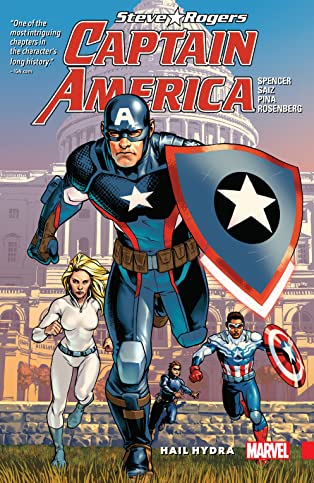 Captain America: Steve Rogers Vol. 1: Hail Hydra