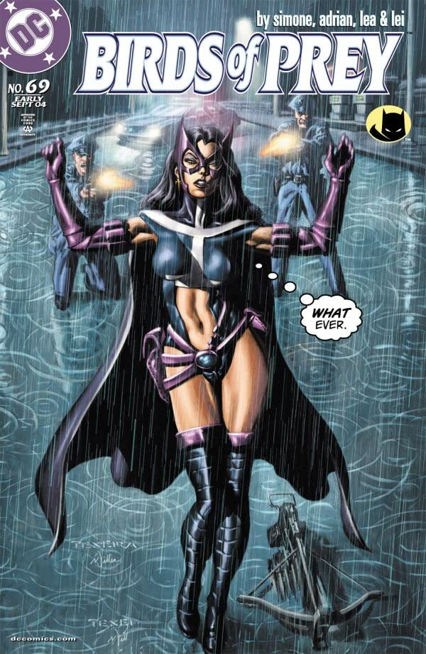 Birds of Prey (1999-2009) #69