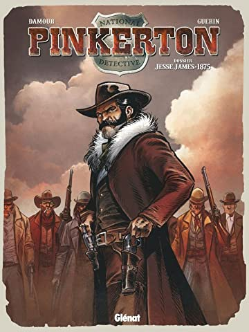 Pinkerton Vol. 1: Dossier Jesse James - 1875