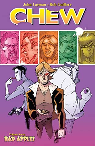 Chew COMIC_VOLUME_ABBREVIATION 7: Bad Apples