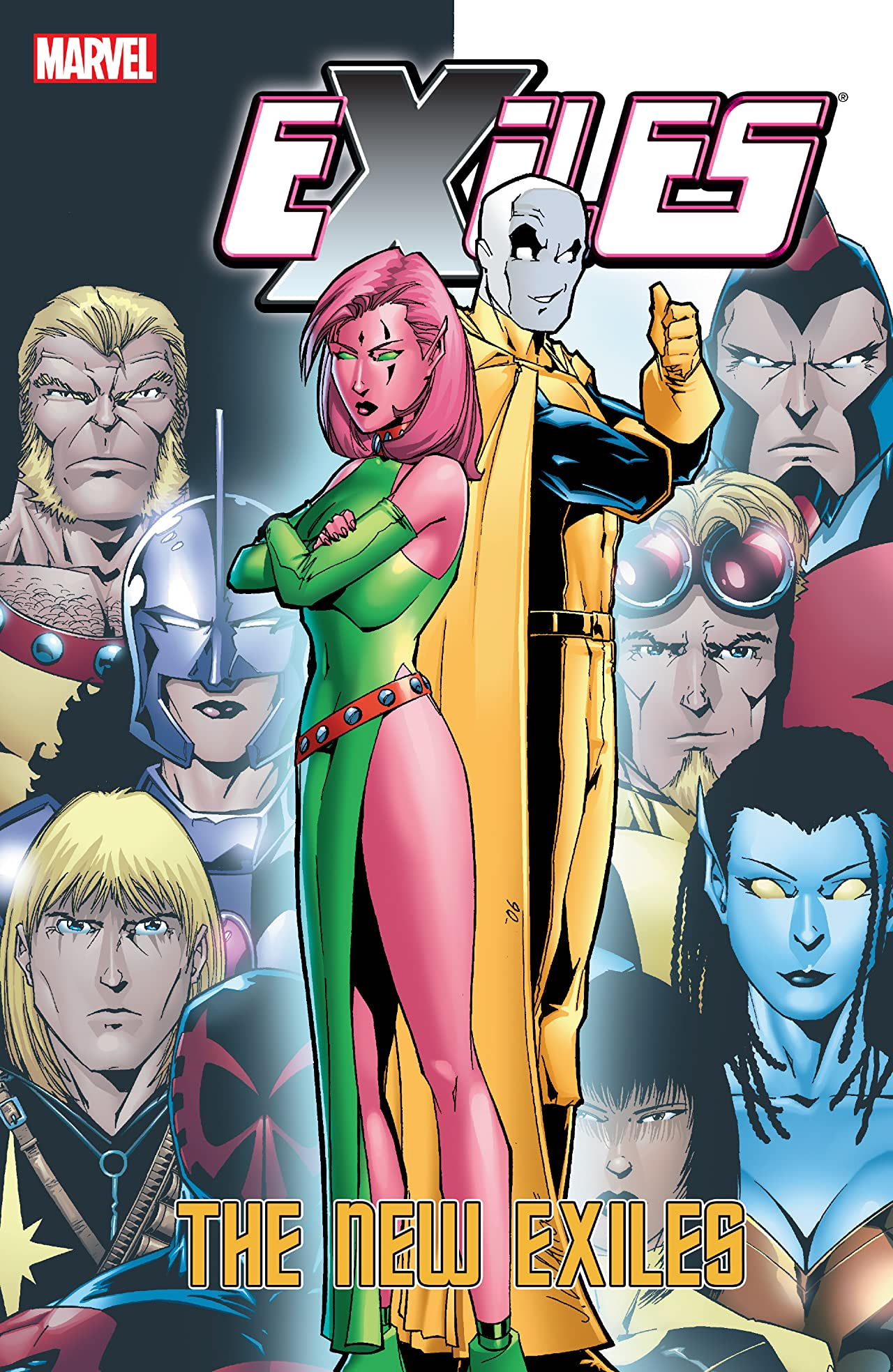 Exiles Vol. 14: The New Exiles