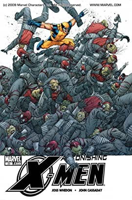 Astonishing X-Men (2004-2013) #23