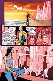 Exiles Vol. 16: Starting Over