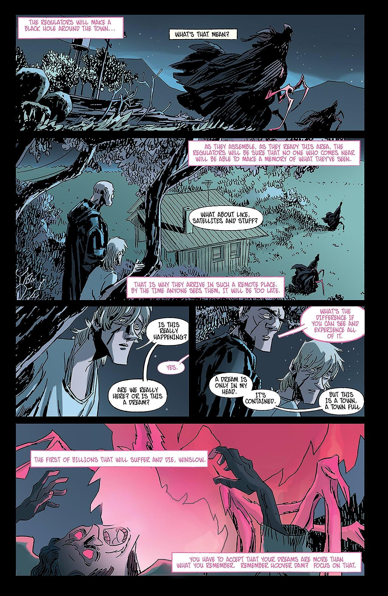 The Dream Merchant #4 (of 6)