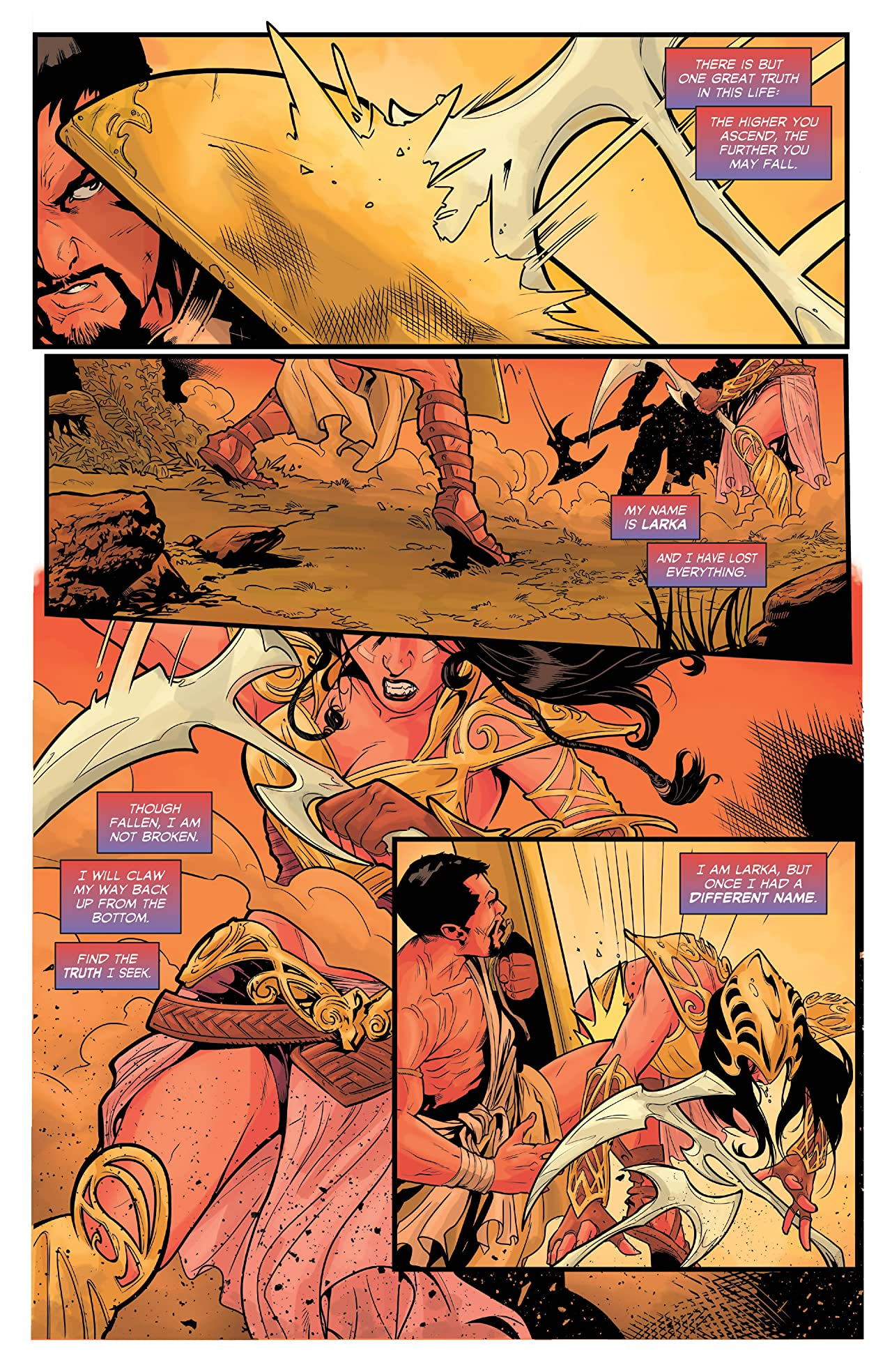 Dejah Thoris: Soldier Of Memory