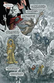 The Mice Templar Vol. 4: Legend #6