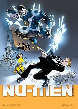 Nu-men Vol. 2: Quanticafrique