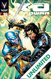 X-O Manowar (2012- ) #16: Digital Exclusives Edition