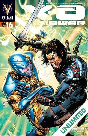 X-O Manowar (2012- ) #16: Digital Exclusives Edition