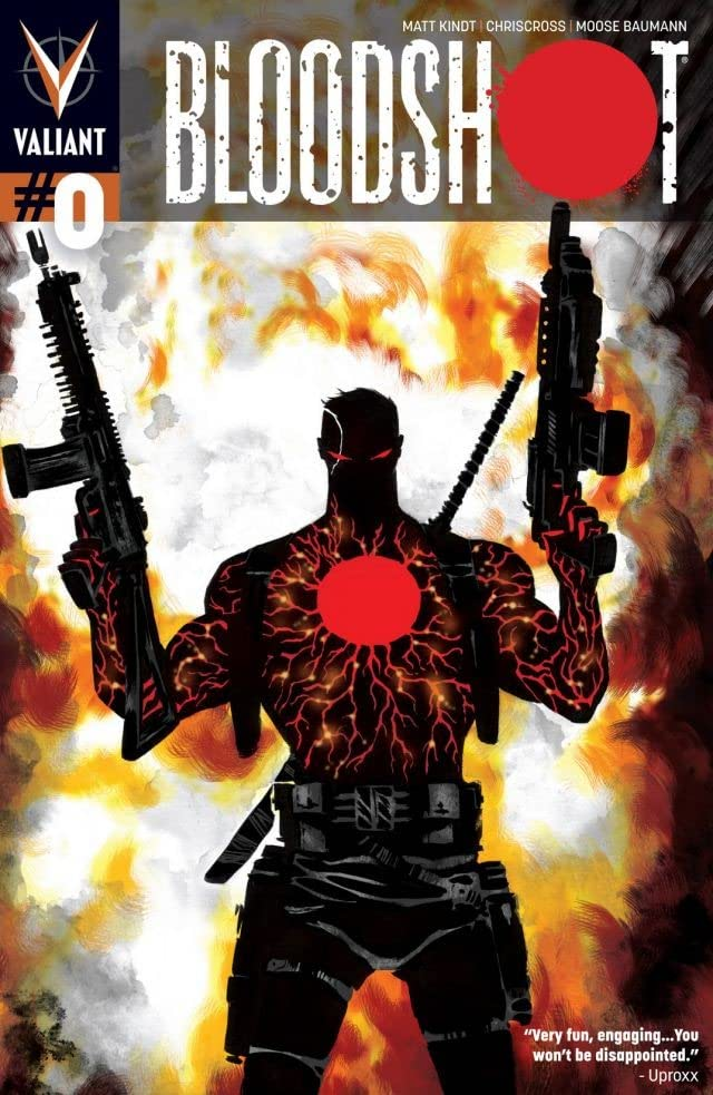 Bloodshot (2012- ) No.0: Digital Exclusives Edition