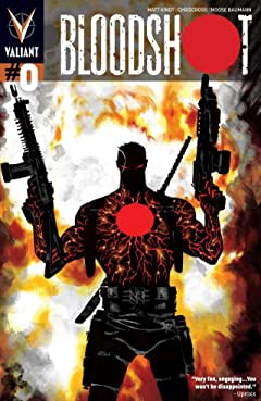 Bloodshot (2012- ) #0: Digital Exclusives Edition
